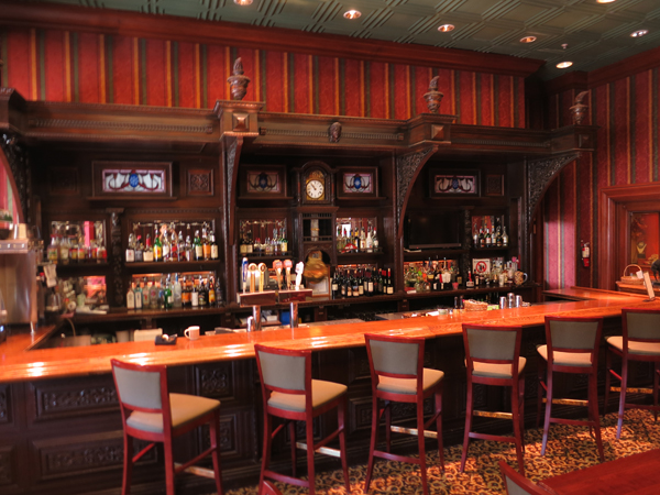 Spenser's Pubin Williams, Arizona