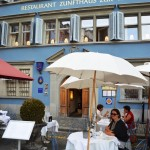Zunfthaus zur Waag Restaurant