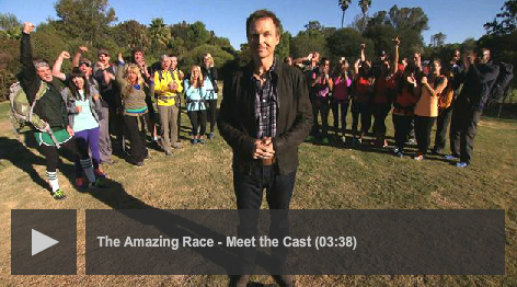 Amazing Race Death