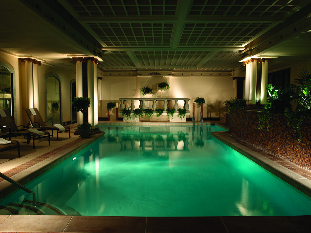 PeabodyAthletic Club Pool