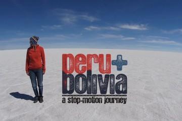 Peru and Bolivia video