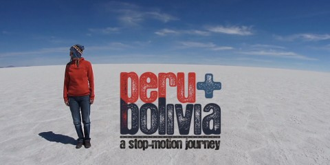 Peru and Bolivia video