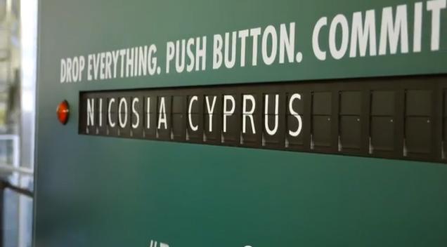 wanderlust Heineken Departure Roulette estination Cyprus