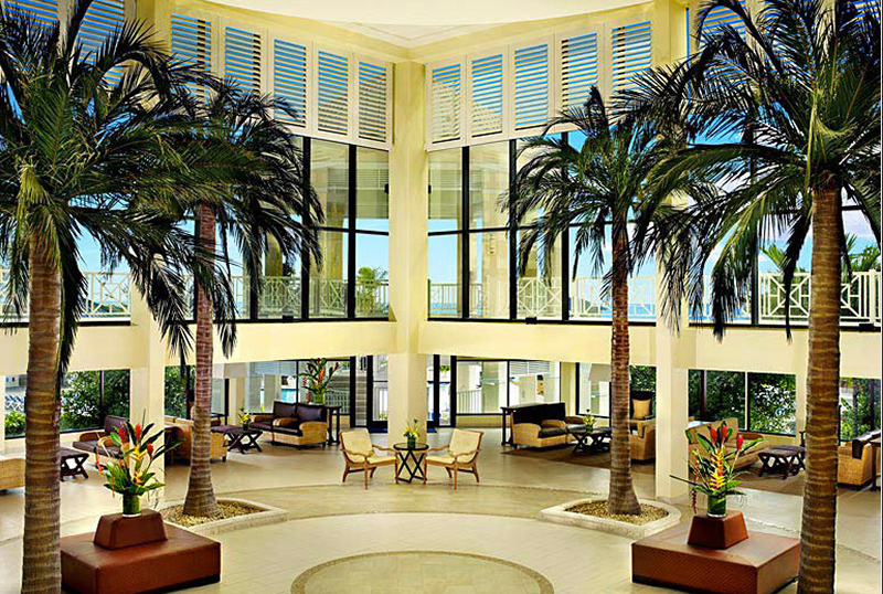 Lobby - Sheraton Nassau Resort and Casino at Cable Beach