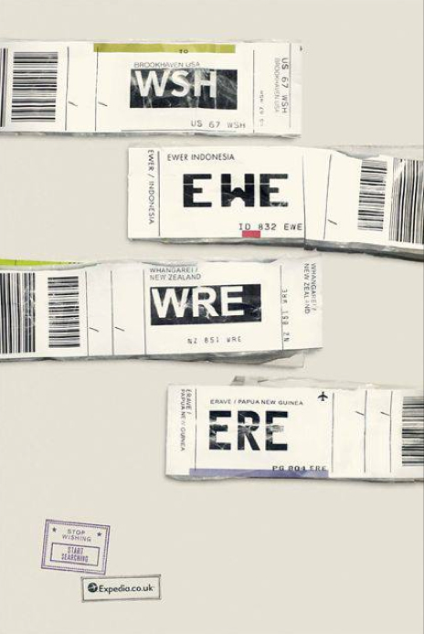 expedia-ad-campaign-WSW-EWE-WRE-ERE