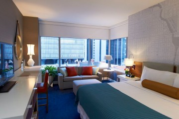 John Kinzie Hotel Chicago - Luxeroom