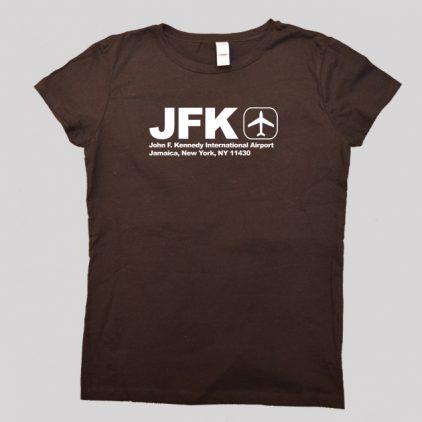 JFK Airport tshirt