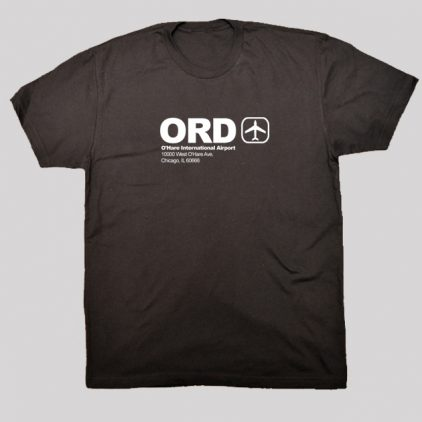 Chicago Ohare t-shirt