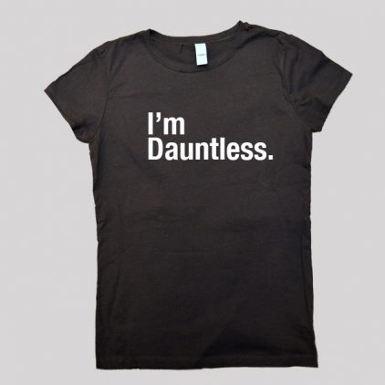 I'm Dauntless.