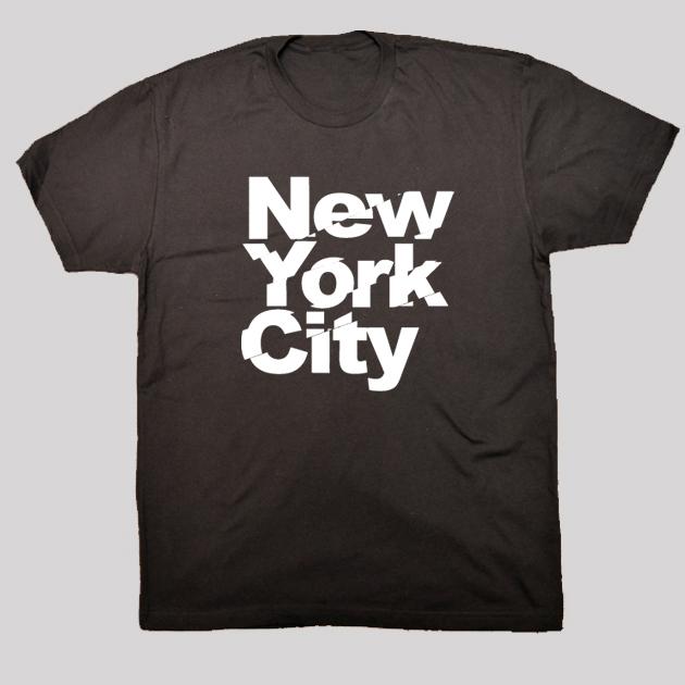 Newyork-black-tshirts