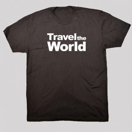 travel-the-world-black-tshirt