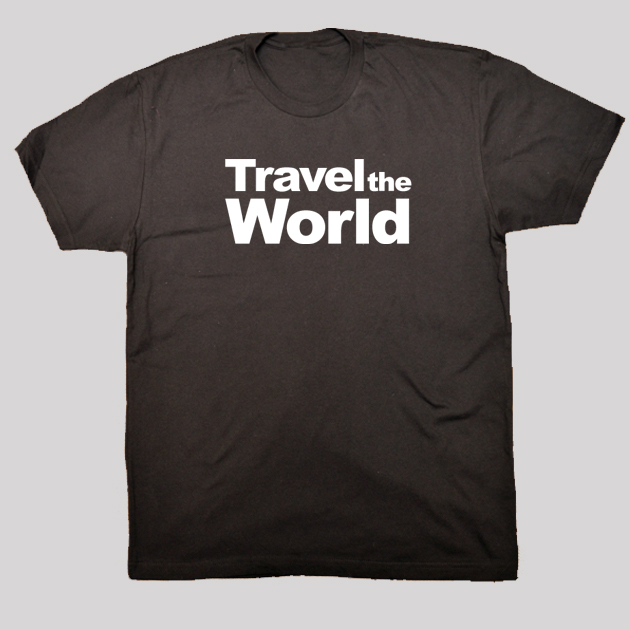 travel-the-world-black-tshirt
