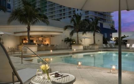 JW Marriott Miami Pool