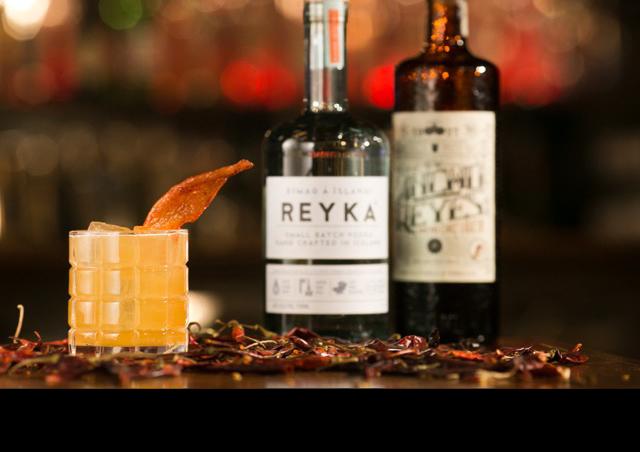 Little Devil Reyka Bottle