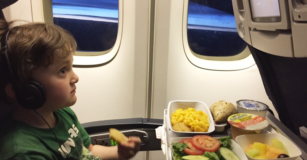 airfrance-to-CDG-kids