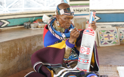 esther-mahlangu_