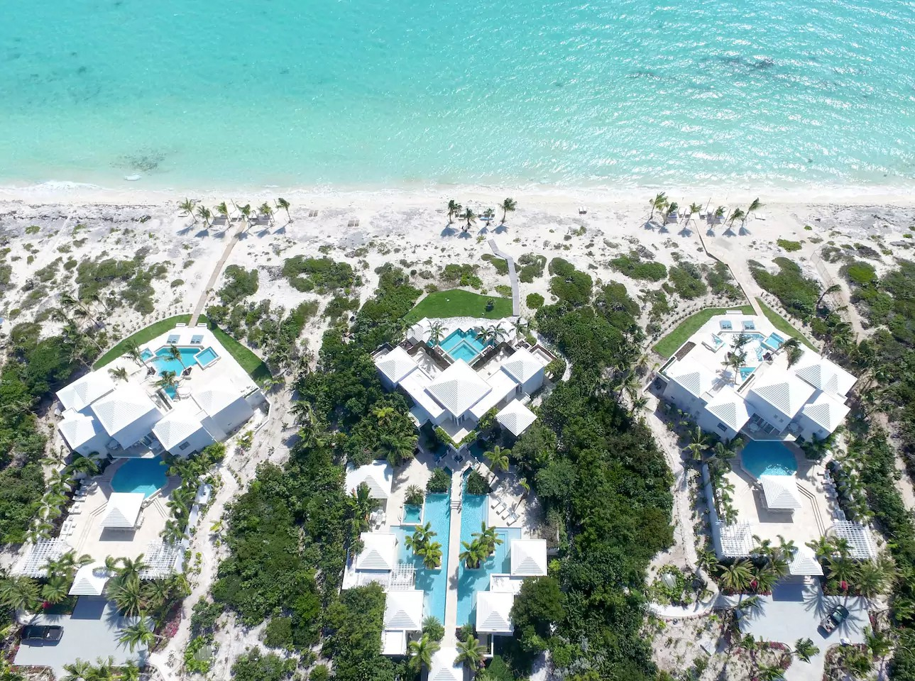 Kylie Jenner's Turks and Caicos Airbnb Mansion