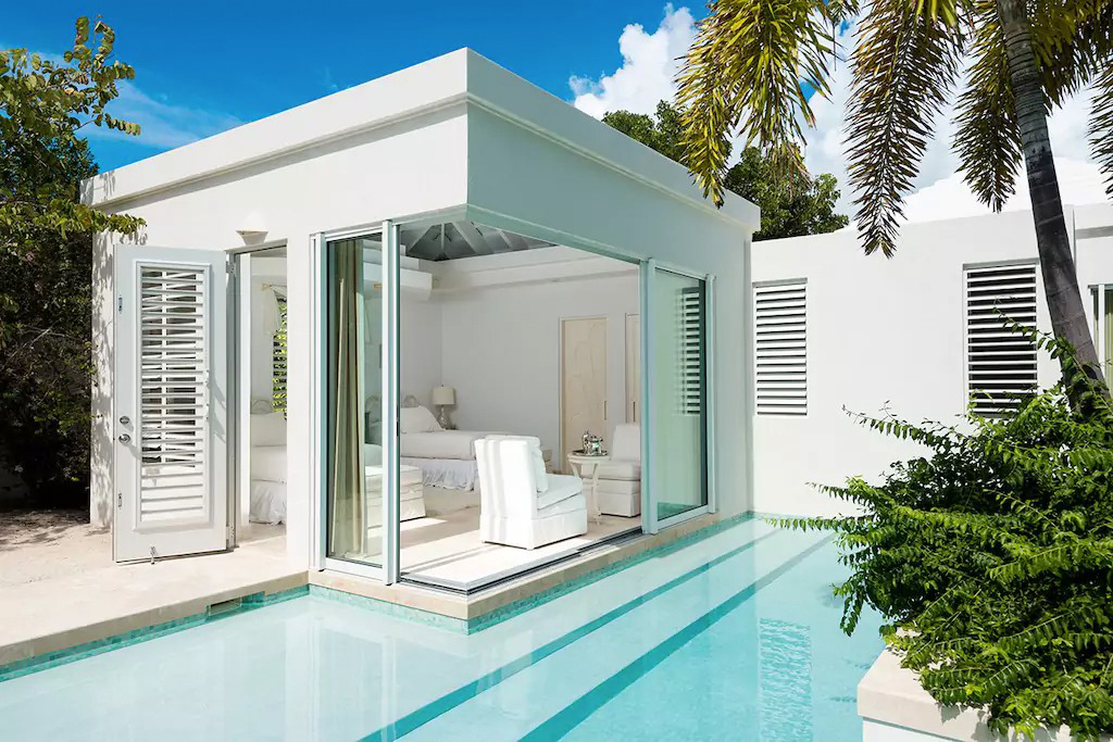 Kylie Jenner Mansion Turks and Caicos