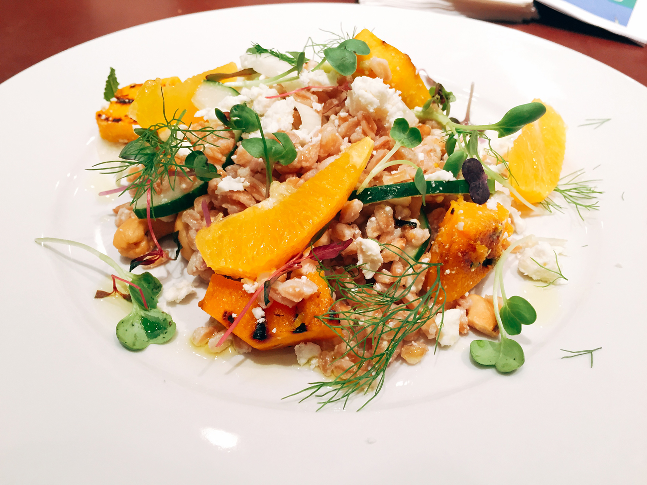 squash-farro-costa-rican-food