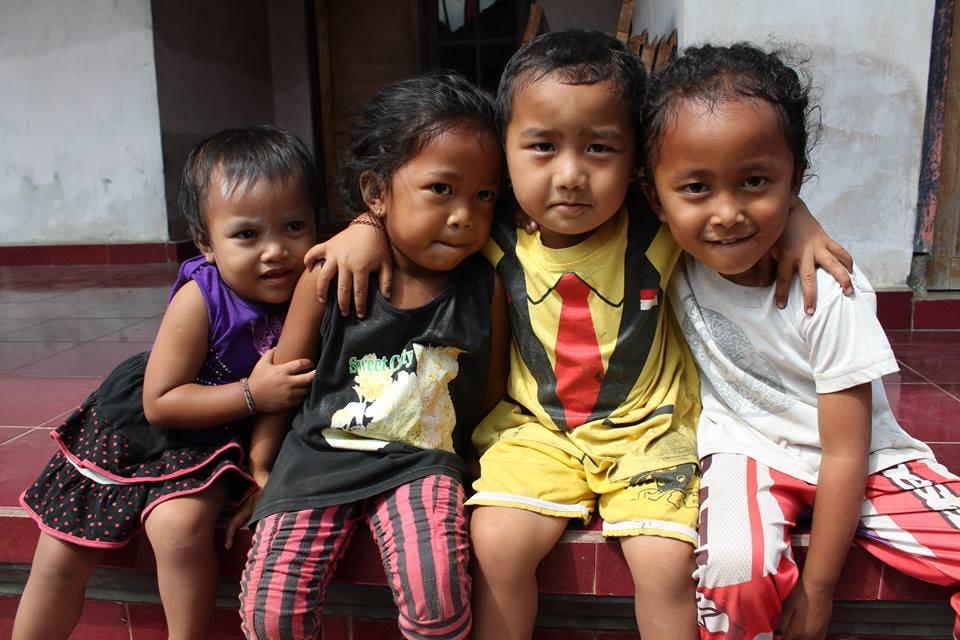 Balinese babes