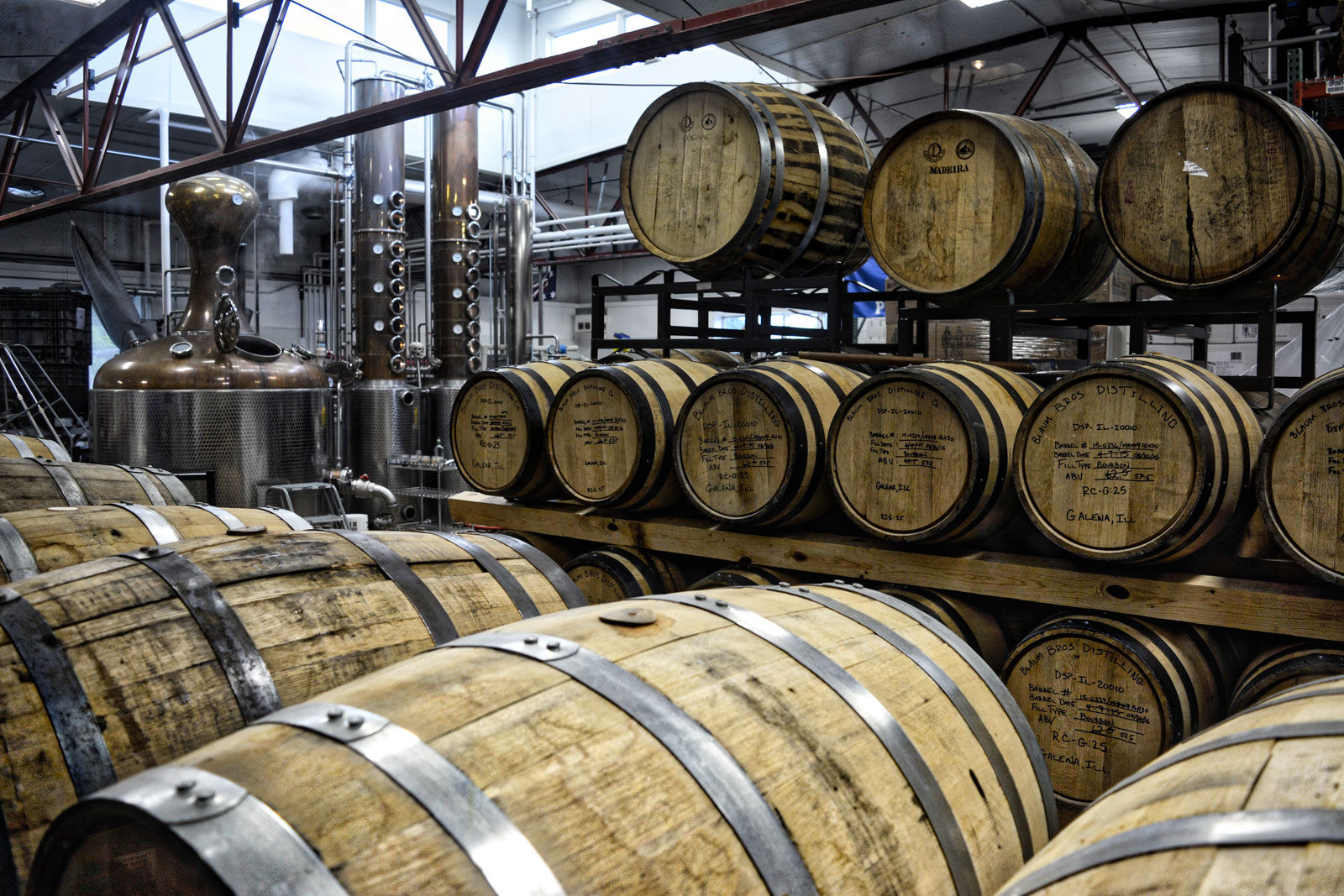 Blaum Bros. Distilling Co