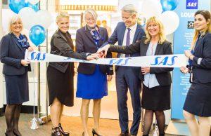 SAS opening ceremony