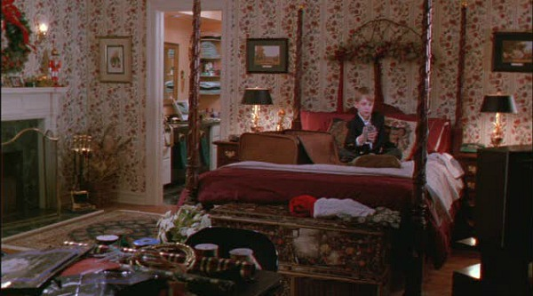 Home Alone Bedroom