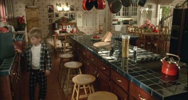 Home Alone Kitchen