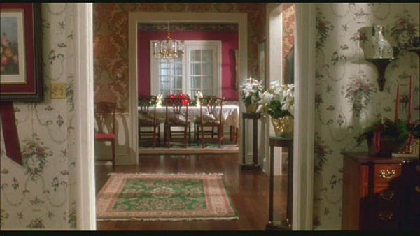 Home Alone Dining Room