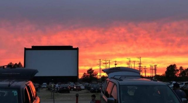 McHenry Outdoor Theater - Golden Age Cinemas
