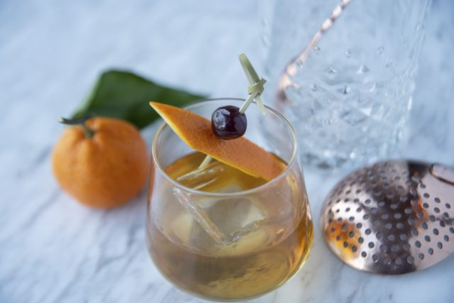Whiskey Apricot Sour