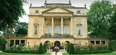 Lady Danbury's Residence