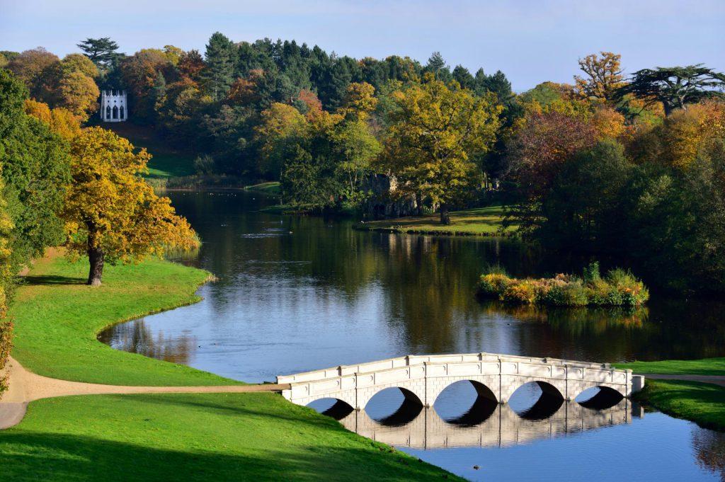 Painshill Park Bridgerton