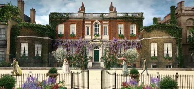 The Bridgerton Residence