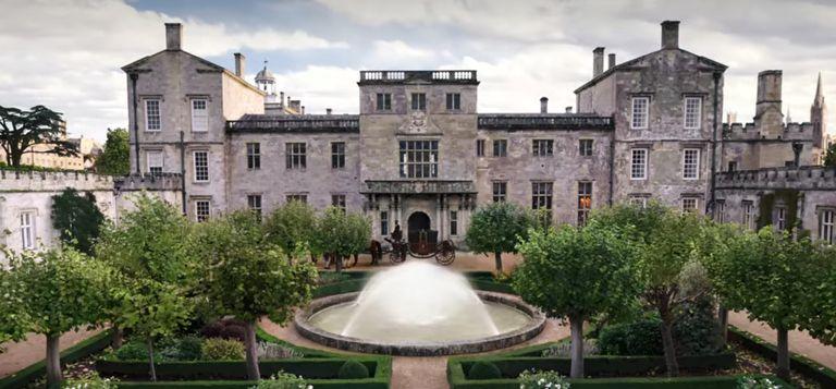 The Duke of Hastings' Residence