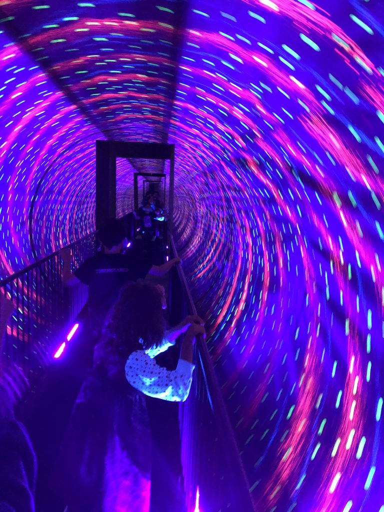 The Vortex Tunnel Chicago