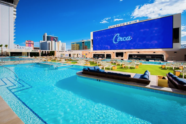 Stadium Swim Circa Resort Vegas