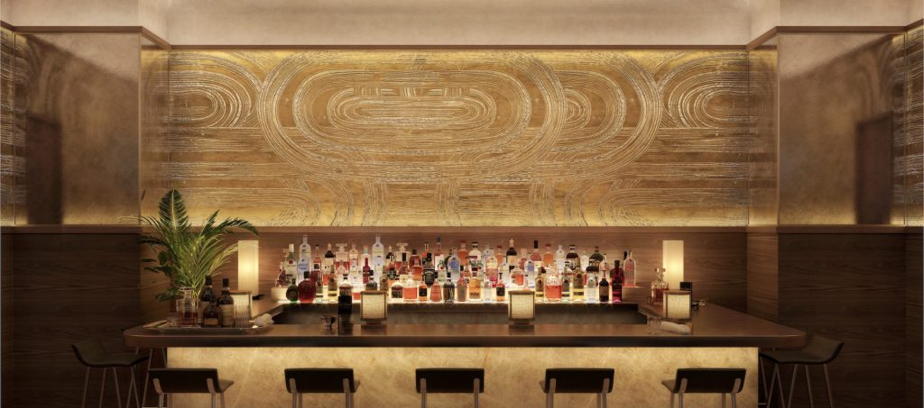 Bar Pendry at Pendry Manhattan West