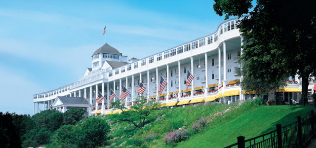 The Grand Hotel Michigan