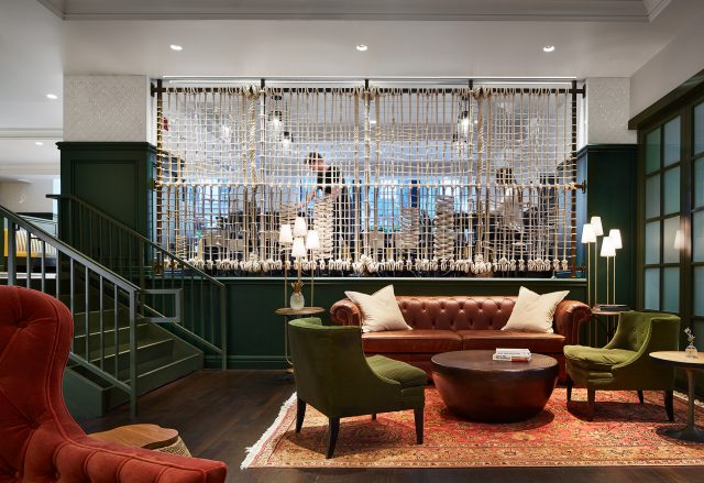 The future of hotel lobbies
