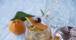 Whiskey Apricot Sour