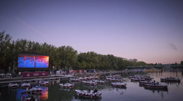 Floating Cinema Chicago