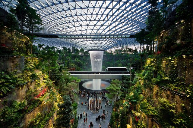 Jewel Changi Singapore Airport