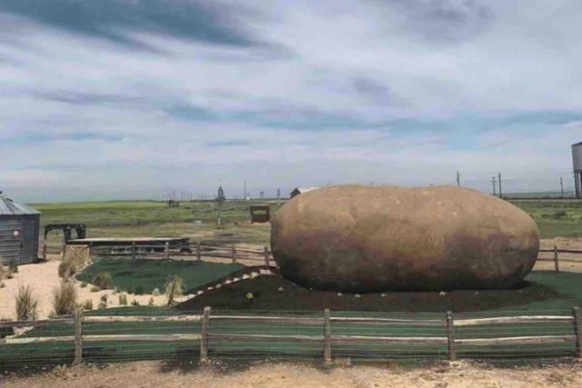 Big Idaho Potato Hotel Airbnb
