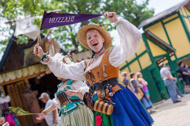 Bristol Renaissance Faire 2021